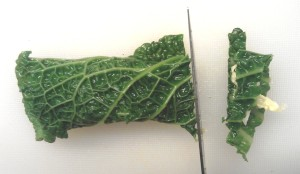 cabbage cuts