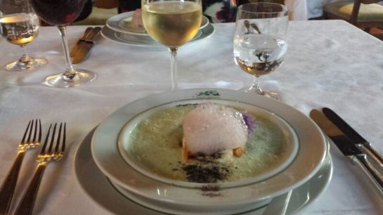 zuppa di cetriola