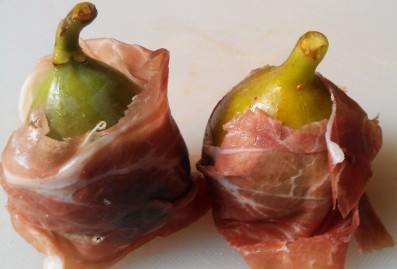 figs wrapped