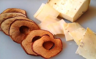 apple e cheese