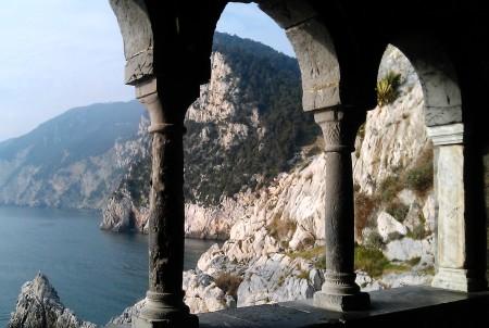 arches sea