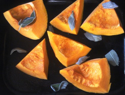 Zucca for baking