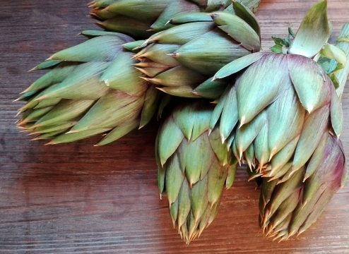 Bunch Artichokes